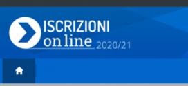 ISCRIZIONI 2020