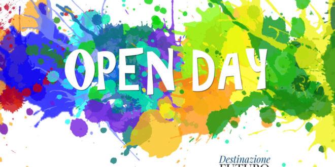 OPEN DAY SABATO 19 GENNAIO dalle ore 17:00 alle ore 19:00