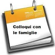 Colloqui Scuola- Famiglia