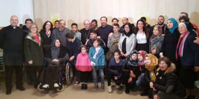 Due anni insieme ai profughi siriani